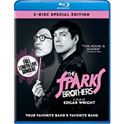 The Sparks Brothers [Blu-ray]