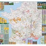 70037 VINS DE FRANCE PLASTIFIE  1/1M