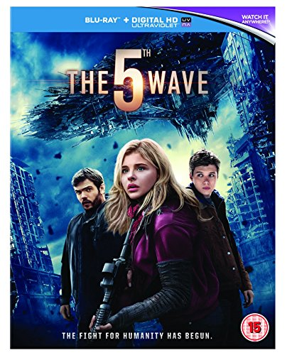 The 5th Wave [Blu-ray] [UK Import]