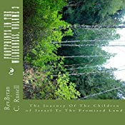 Footprints in the Wilderness: The Journey of the Children of Israel to the Promised Land, Volume 3   Rev. Byran C. Russell