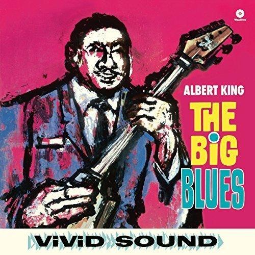 Vinilo : Albert King - Big Blues + 2 Bonus Tracks (Bonus Tracks, 180 Gram Vinyl, Spain - Import)