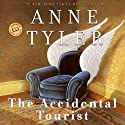 The Accidental Tourist (       UNABRIDGED) by Anne Tyler Narrated by Joe Barrett