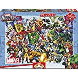 Educa 15193 - Marvel Heroes - 1000 pieces - Puzzle