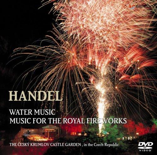 ヘンデル:《水上の音楽》から/《王宮の花火の音楽》 [DVD]