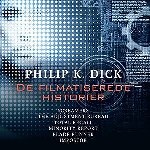 De filmatiserede historier Audiobook