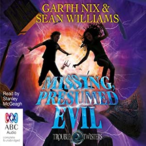Missing, Presumed Evil Audiobook