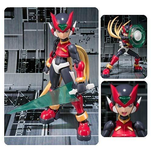 "Bandai Tamashii Nations S.H. Figuarts Zero ""Megaman Zero"" Model Kit"