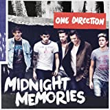 ONE DIRECTION-MIDNIGHT MEMORIES