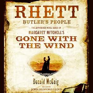 Rhett Butler's People Hörbuch
