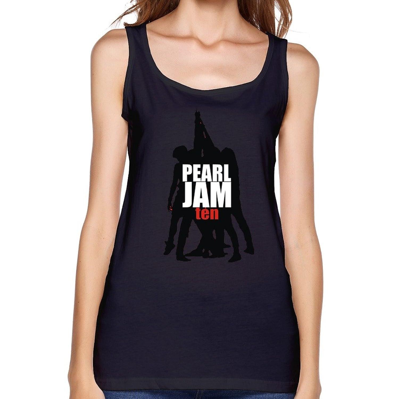 Pearl Jam Tank Top Casual Pearl Jam Tank Top