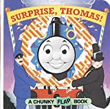 img - for Surprise, Thomas! (Thomas & Friends) (A Chunky Book(R)) book / textbook / text book