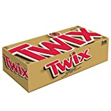 Twix Cookie Bars, Caramel Milk Chocolate, 1.79-Ounce Packages (Pack of 36) (Tamaño: 1.79 Ounce (36 Count))