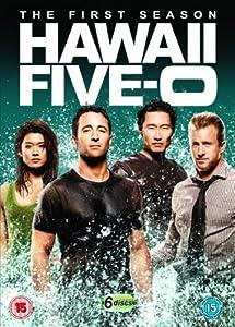 Hawaii Five-O - Season 1 [DVD]