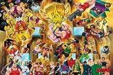 1000ピース キン肉マン 夢の超人タッグトーナメント 1000-91