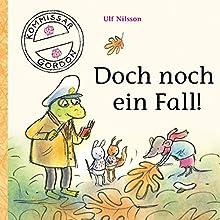 Doch noch ein Fall! (Kommissar Gordon 3) Hörbuch von Ulf Nilsson Gesprochen von: Ulrich Noethen, Udo Kroschwald, Lotta Doll