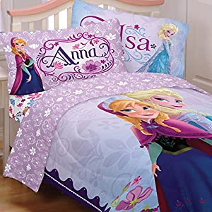 Disney Frozen Celebrate Love Twin Bedding