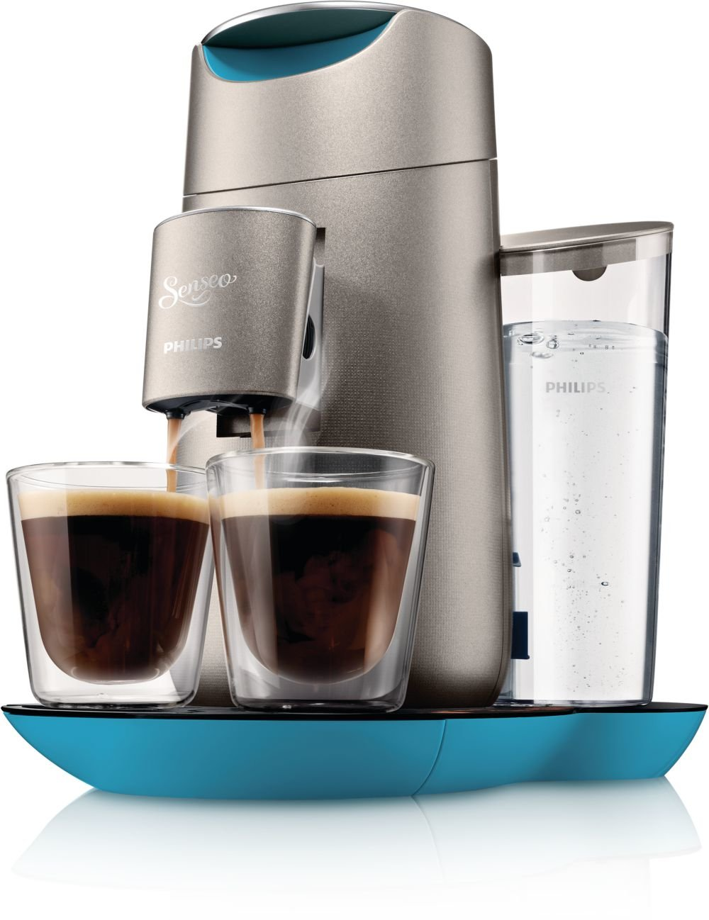 Machines � expresso PHILIPS SENSEO TWIST HD787211 BLEU
