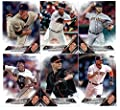 2016 Topps Baseball Series 1 San Francisco Giants Team Set of 11 Cards (SEALED): Joe Panik(#137), Hunter Pence(#154), Matt Cain(#171), Gregor Blanco(#177), Hunter Strickland(#196), Ryan Vogelsong(#230), Chris Heston(#267), Angel Pagan(#299), Buster Posey(