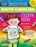 img - for The Sensational South Carolina Coloring Book (The South Carolina Experience) book / textbook / text book