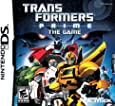 Transformers Prime The Game - Nintendo DS Standard Edition