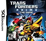 Transformers Prime: The Game Nintendo DS