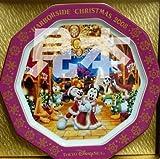 ディズニー 25周年 ハーバーサイド クリスマス 2008 クリスマスプレート 東京ディズニーシー