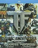 Transformers Trilogy Box Set (Transformers / Transformers: Dark of the Moon / Transformers: Revenge of the Fallen)  [Blu-ray] (Bilingual)