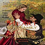 Heart of a Family: Brides of the West Series, Book 1 | Rita Hestand