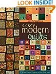 Cozy Modern Quilts: 23 Easy Pieced Pr...