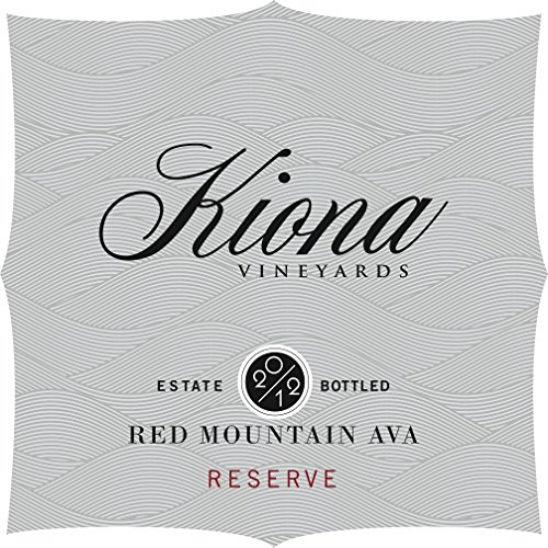 2012 Kiona Vineyards And Winery - Red Mountain Estate Reserve Blend 750Ml