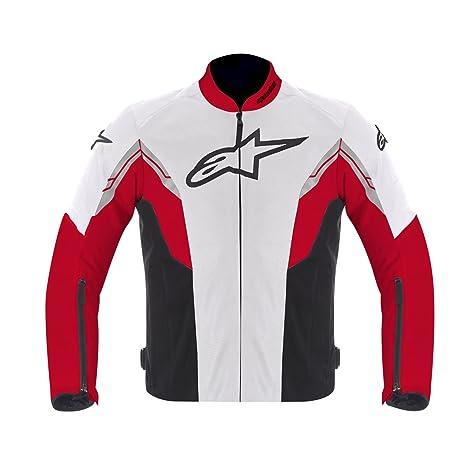 Alpinestars - Blouson - VIPER AIR - Couleur : White/red - Taille : 2XL