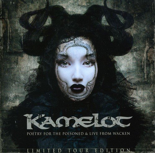Poetry For The Poisoned - Live at Wacken 2010 - Limited Tour Edition by Kamelot (2011-04-17)