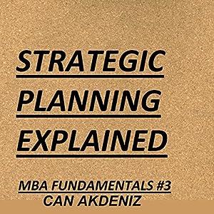 Strategic Planning Explained Audiobook