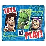 Toy Story Fragments Cuddly Wraps 51X43