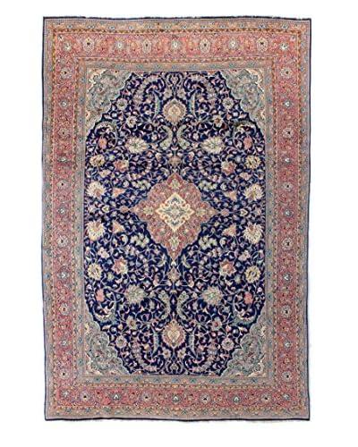 Bashian Rugs Sarouk Rug, Dark Blue, 7' 8 x 11' 8