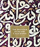 img - for The Splendor of Islamic Calligraphy book / textbook / text book