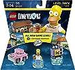 Figurine 'Lego Dimensions' - Homer Simpson - Les Simpson : Pack Aventure