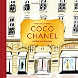 img - for Library of Luminaries: Coco Chanel: An Illustrated Biography book / textbook / text book