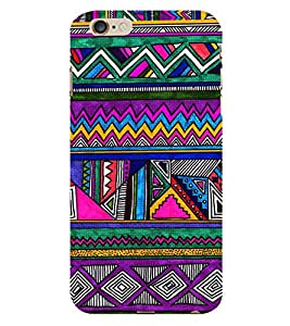 EPICCASE tribe celebration Mobile Back Case Cover For Apple iPhone 6 Plus (Designer Case)