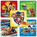 PAW Patrol Stickers - Birthday and Theme Party Supplies - 75 per Pack