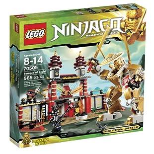 Ninjago Temple of Light 70505