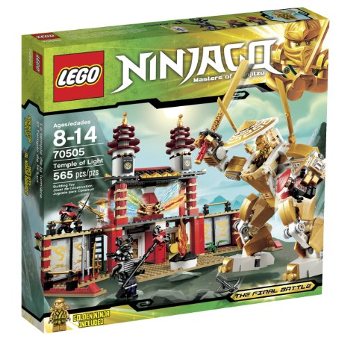 LEGO Ninjago Temple of Light 70505 at Amazon.com