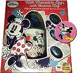 Minnie Mouse Milk Chocolate Easter Egg With Ceramic Mug & Fridge Magnet