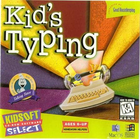 Kids Typing