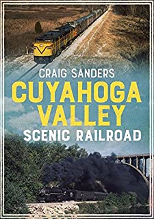 Book Cover: Cuyahoga Valley Scenic Railroad