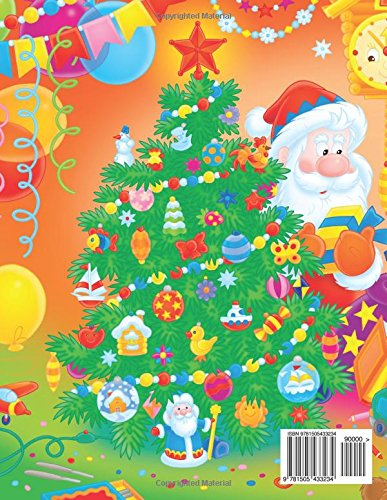 Desenho De Natal Para Colorir 2: Volume 2