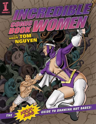 Incredible Comic Book Women with Tom Nguyen