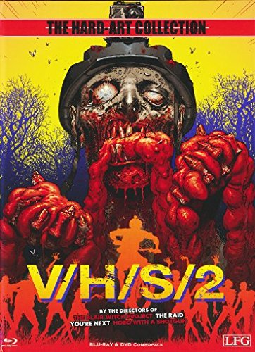 V/H/S 2 - Uncut [Blu-ray] [Import allemand]