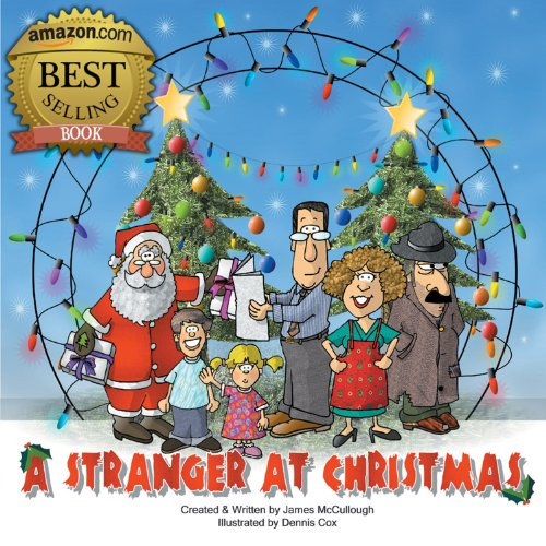 A Stranger At Christmas (Fully Illustrated) (Porterlance Series Book 1)