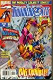 img - for Thunderbolts #5 Growing Pains book / textbook / text book